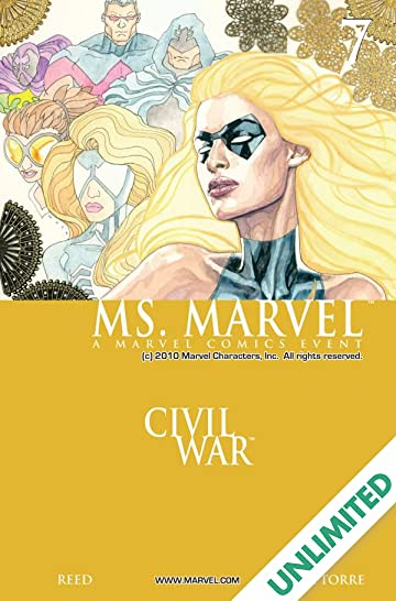 Ms. Marvel (2006-2010) #7