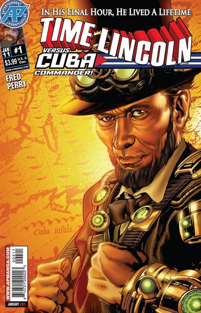 Time Lincoln #4: Cuba Commander