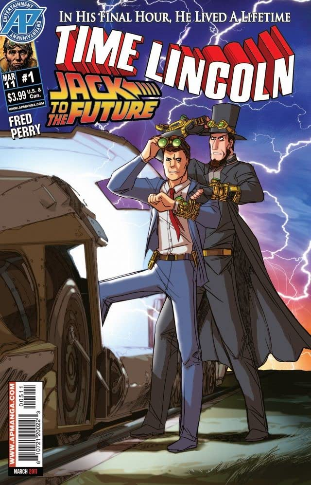 Time Lincoln #5: Jack To the Future