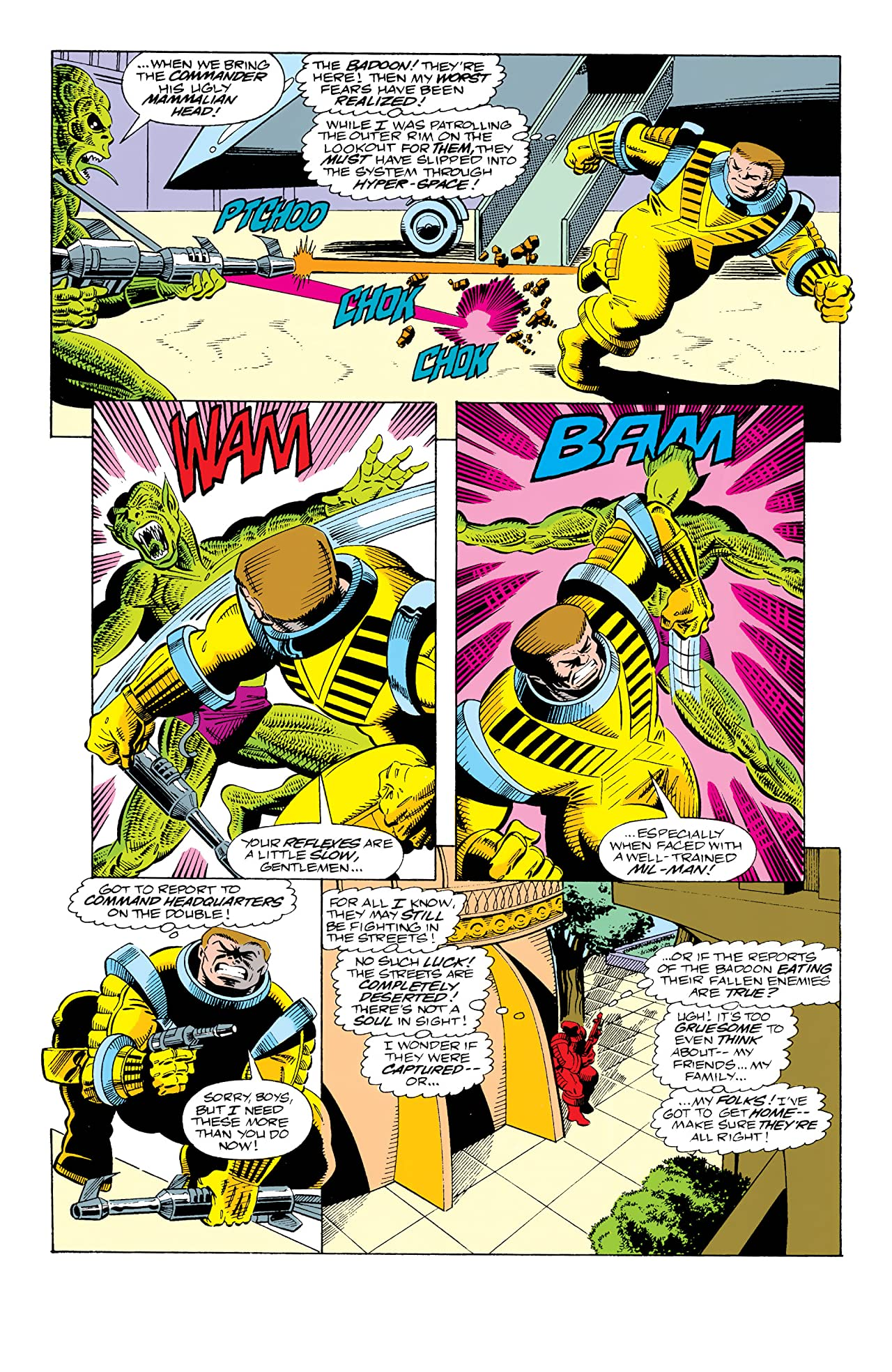 Guardians of the Galaxy (1990-1995) #26
