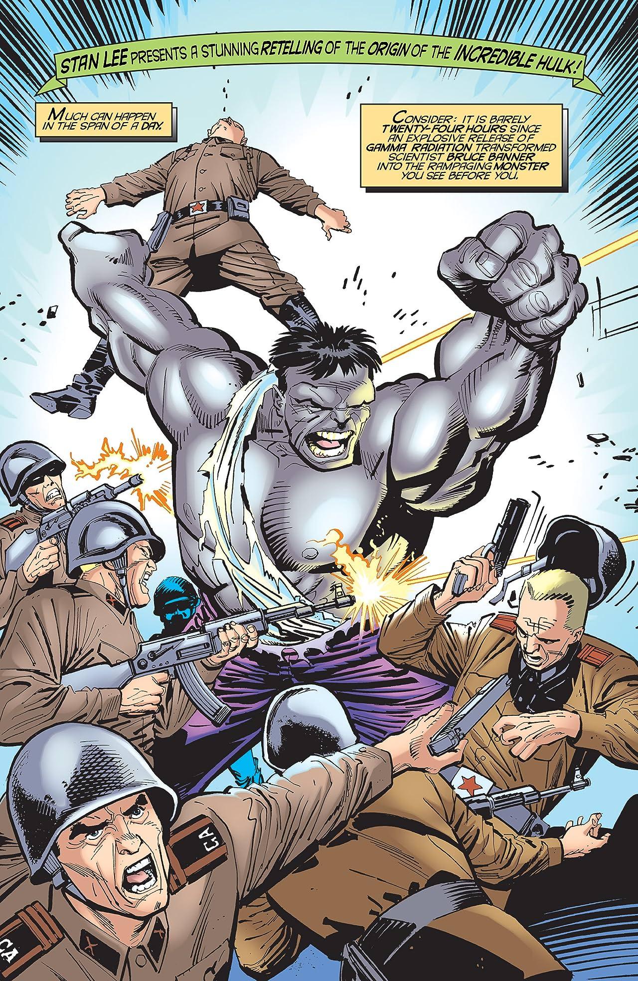 Hulk Annual 1999