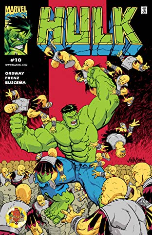 Incredible Hulk (1999-2007) No.10
