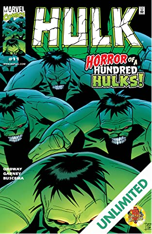 Incredible Hulk (1999-2007) #11