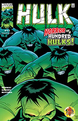 Incredible Hulk (1999-2007) No.11