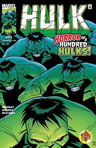 Incredible Hulk (1999-2008) #11