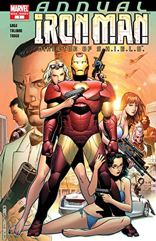 Iron Man: Director of S.H.I.E.L.D. Annual #1