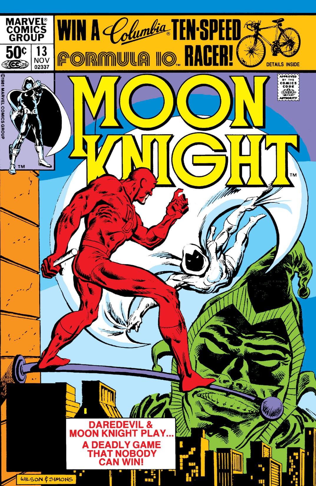 Moon Knight (1980-1984) #13