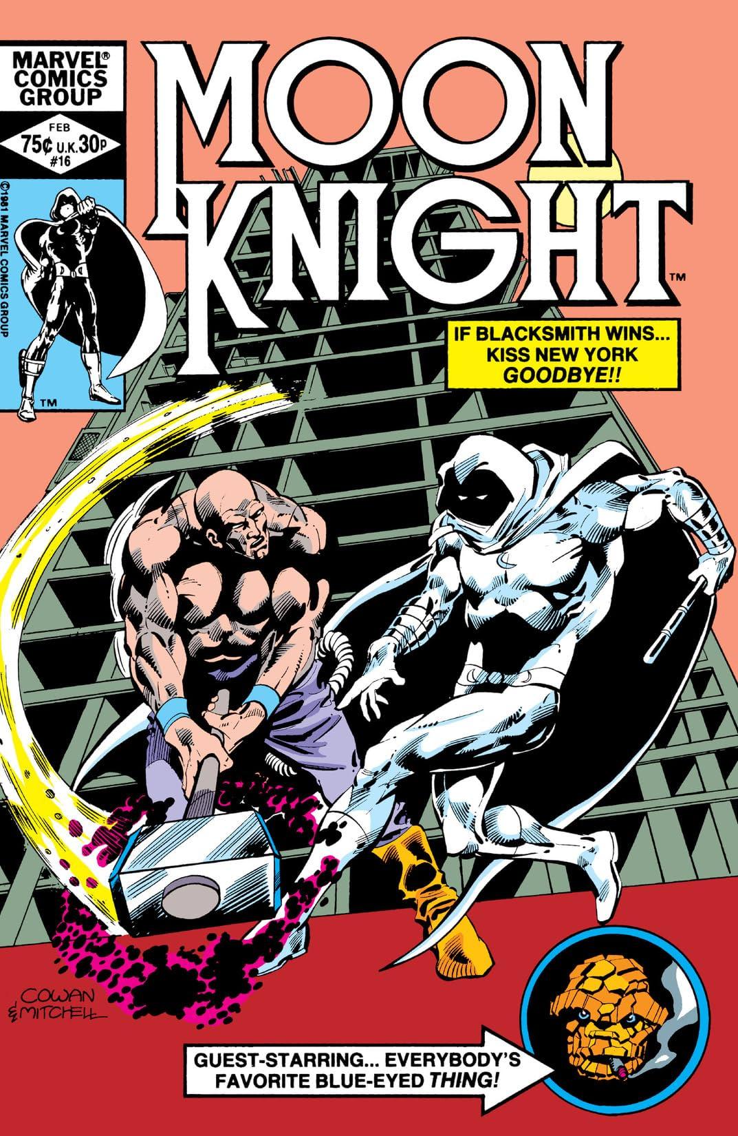 Moon Knight (1980-1984) #16