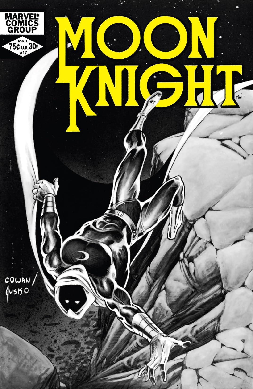 Moon Knight (1980-1984) #17