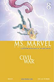 Ms. Marvel (2006-2010) #8