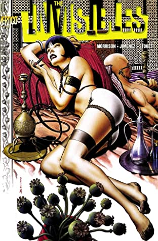The Invisibles Vol. 2 #10