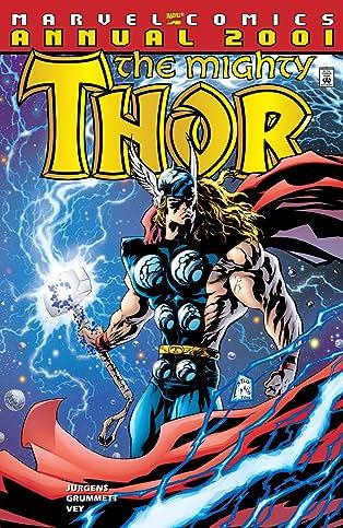 Thor Annual 2001
