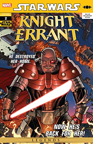 Star Wars: Knight Errant (2010-2011) #2 (of 5)