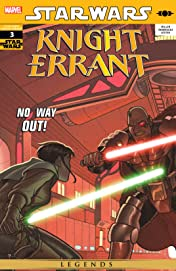 Star Wars: Knight Errant (2010-2011) #3 (of 5)