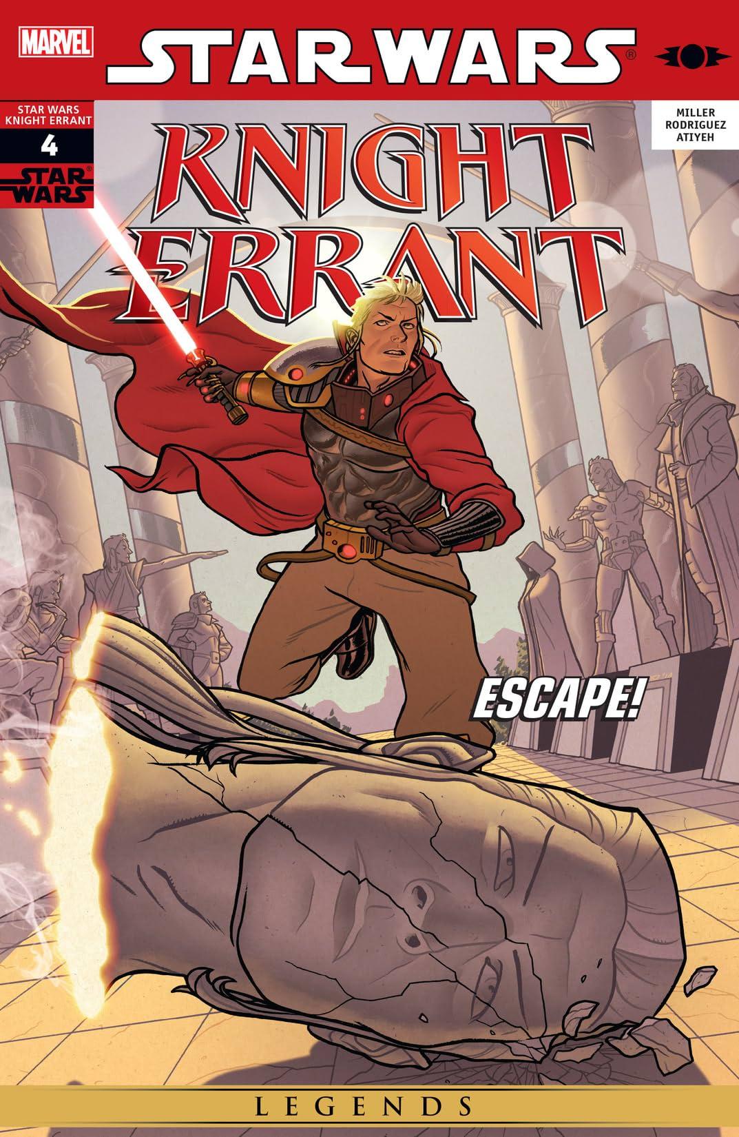 Star Wars: Knight Errant (2010-2011) #4 (of 5)
