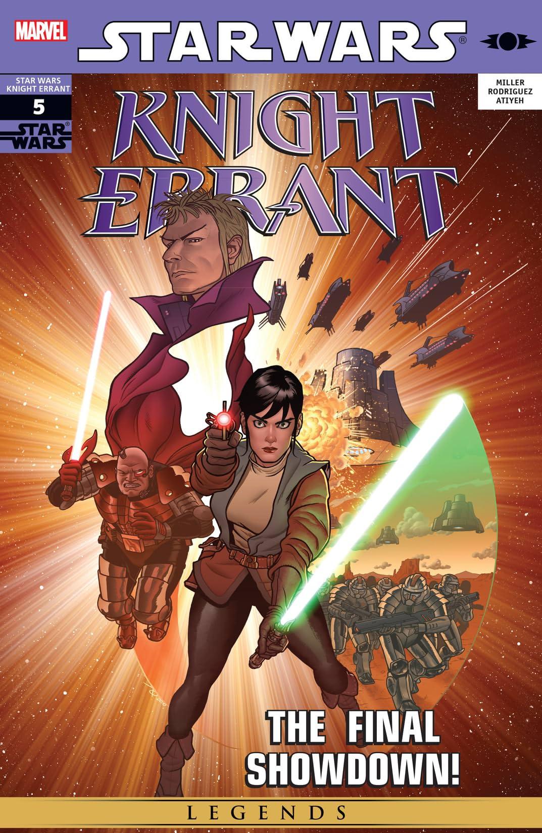 Star Wars: Knight Errant (2010-2011) #5 (of 5)