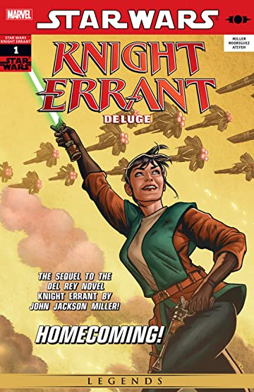 Star Wars: Knight Errant - Deluge (2011) #1 (of 5)