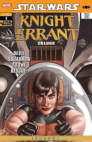 Star Wars: Knight Errant - Deluge (2011) No.2 (sur 5)