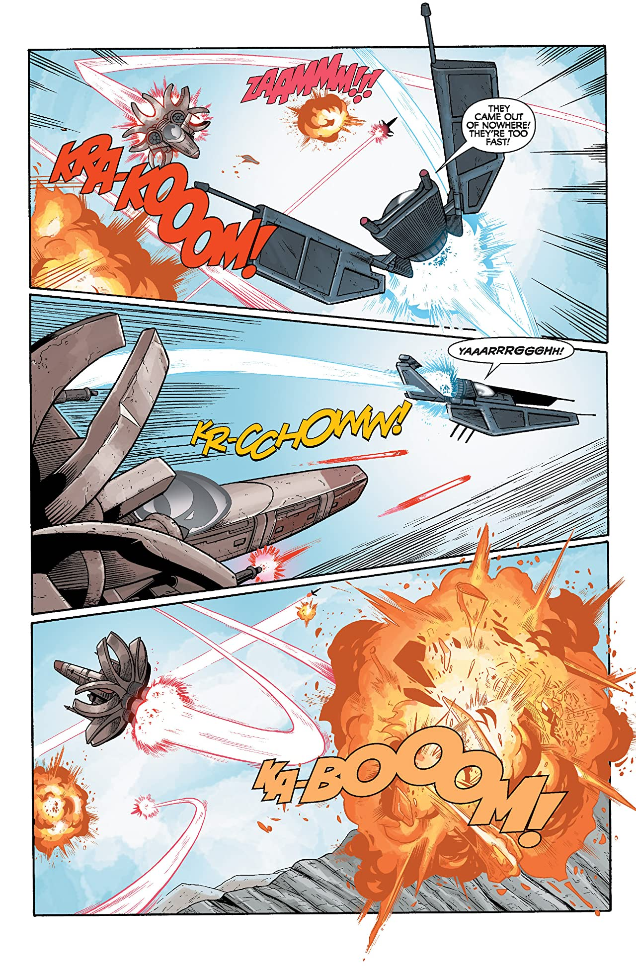 Star Wars: Knight Errant - Deluge (2011) #2 (of 5)