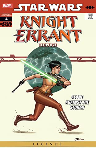 Star Wars: Knight Errant - Deluge (2011) #4 (of 5)