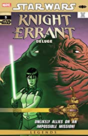 Star Wars: Knight Errant - Deluge (2011) #5 (of 5)