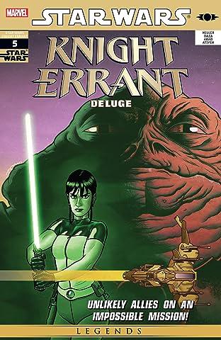 Star Wars: Knight Errant - Deluge (2011) No.5 (sur 5)