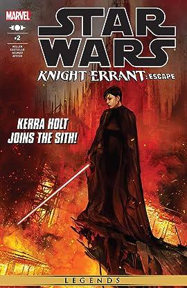 Star Wars: Knight Errant - Escape (2012) #2 (of 5)
