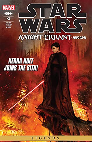 Star Wars: Knight Errant - Escape (2012) #2 (of 5)