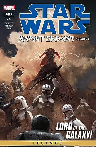 Star Wars: Knight Errant - Escape (2012) #4 (of 5)