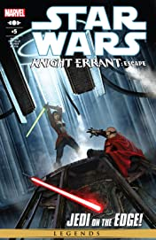 Star Wars: Knight Errant - Escape (2012) #5 (of 5)