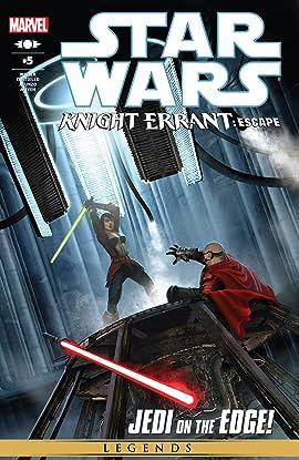 Star Wars: Knight Errant - Escape (2012) #5 (of 5)