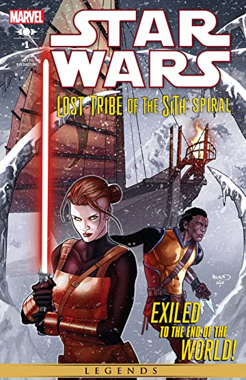 Star Wars: Lost Tribe of the Sith - Spiral (2012) #1 (of 5)
