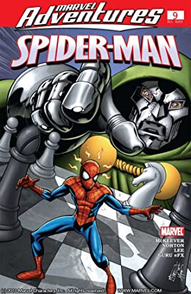 Marvel Adventures Spider-Man (2005-2010) #9
