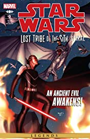 Star Wars: Lost Tribe of the Sith - Spiral (2012) #3 (of 5)