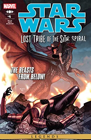 Star Wars: Lost Tribe of the Sith - Spiral (2012) #4 (of 5)