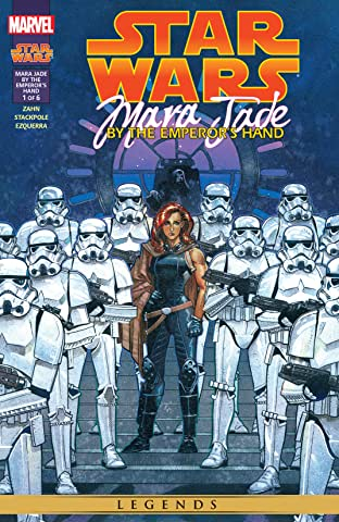 Star Wars: Mara Jade - By The Emperor's Hand (1998-1999) #1 (of 6)