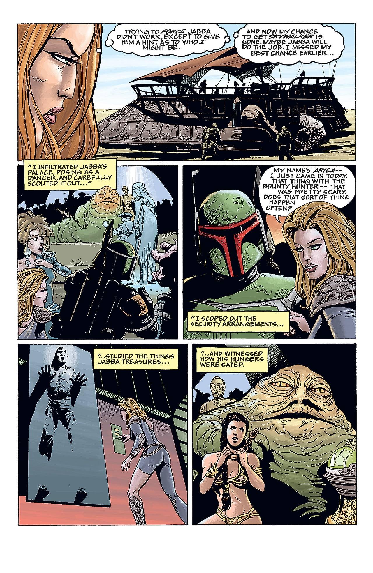 Star Wars: Mara Jade - By The Emperor's Hand (1998-1999) #1 (of 6)