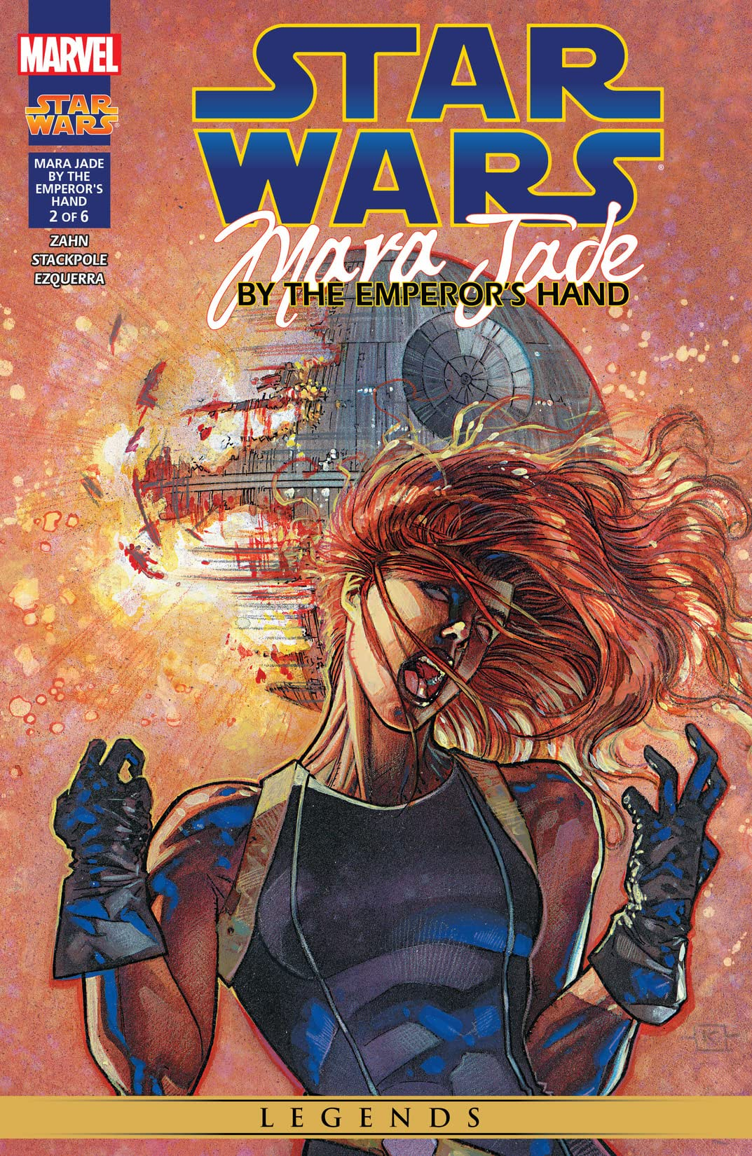 Star Wars: Mara Jade - By The Emperor's Hand (1998-1999) #2 (of 6)
