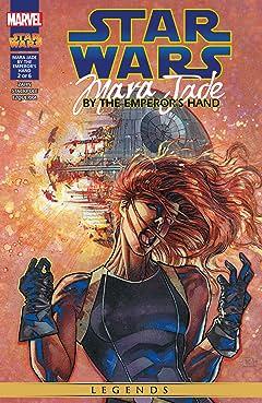 Star Wars: Mara Jade - By The Emperor's Hand (1998-1999) #2 (of 6)