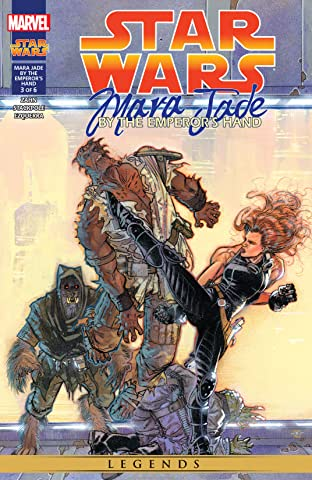 Star Wars: Mara Jade - By The Emperor's Hand (1998-1999) #3 (of 6)