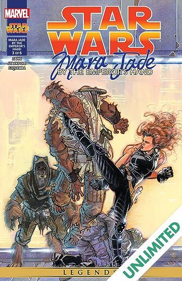 Star Wars: Mara Jade - By The Emperor's Hand (1998-1999) #3 (of 6)