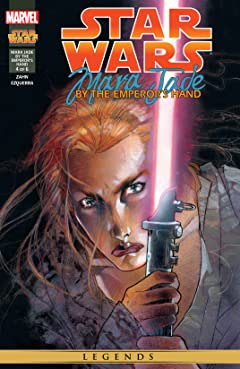 Star Wars: Mara Jade - By The Emperor's Hand (1998-1999) #4 (of 6)