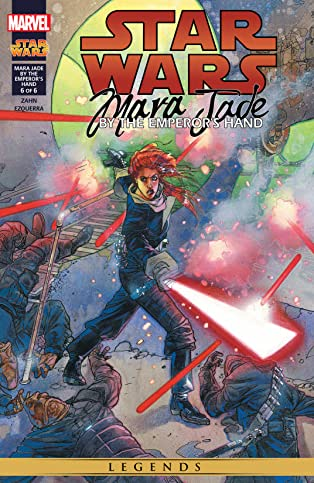 Star Wars: Mara Jade - By The Emperor's Hand (1998-1999) #6 (of 6)