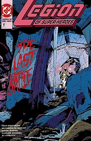 Legion of Super-Heroes (1989-2000) No.17