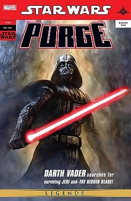 Star Wars: Purge - The Hidden Blade (2010)