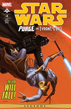 Star Wars: Purge - The Tyrant's Fist (2012-2013) #2 (of 2)