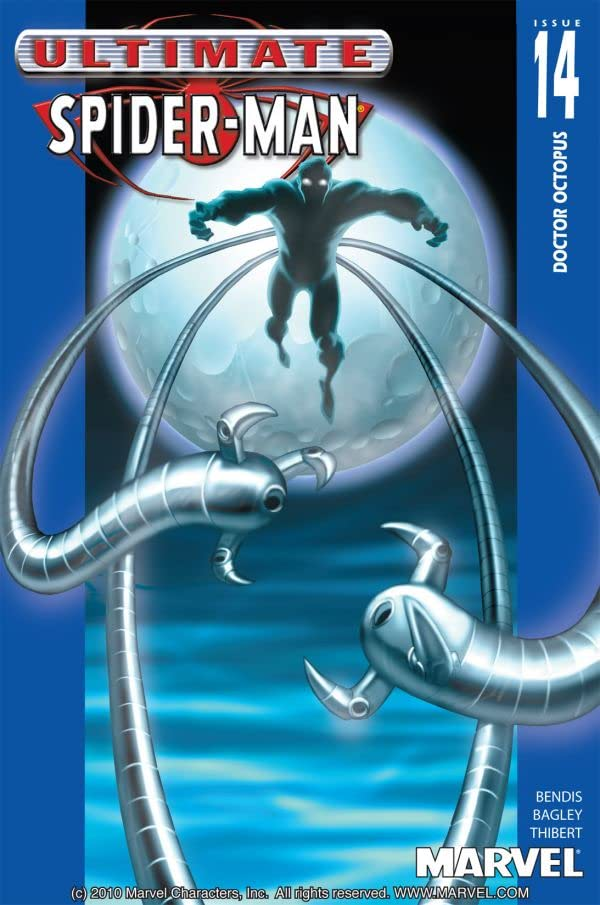 Ultimate Spider-Man (2000-2009) #14