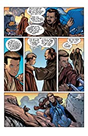 Star Wars: Qui-Gon & Obi-Wan - Last Stand On Ord Mantell (2000-2001) #3 (of 3)
