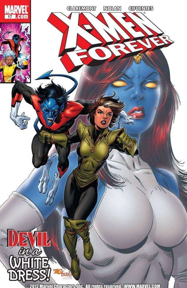 X-Men Forever (2009-2010) #17