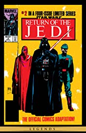 Star Wars: Return of the Jedi (1983-1984) #2 (of 4)